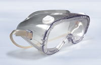 Safety cleanroom goggles