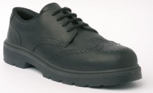 Safety shoes, lace-up, Jalgalaad