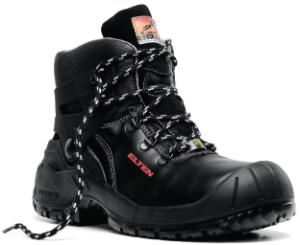 14550cc4ceb ESD safety ankle boots, lace-up, Safety-Grip, Renzo Biomex