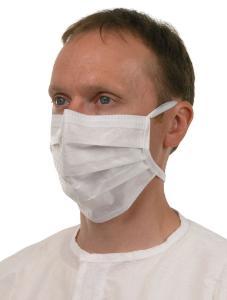 Cleanroom face masks, Kimtech™ M3