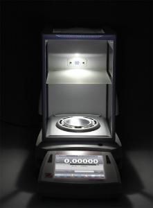 Semi-micro balances, Explorer® series