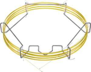 GC column, Nonpolar, OPTIMA 1, 25 m L, 0.53 mm ID, 2 µm df