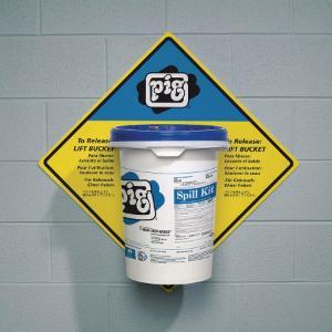 Spill response bucket, PIG®