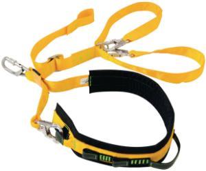 Emergency rescue sling