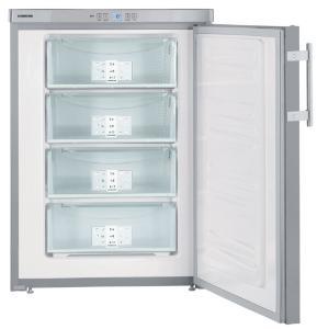 Table height freezer