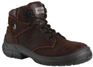 aa3ed7892a4 ESD safety ankle boots, lace-up, Bacou Original Pro BTP