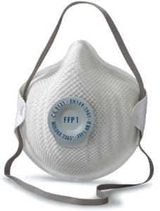 Disposable particle filtering respirators, FFP1/FFP2/FFP3, Classic series