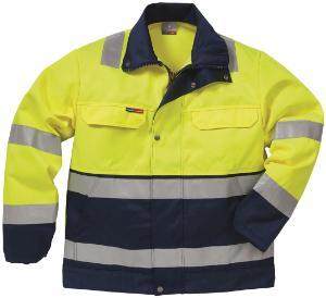 High visibility jacket, Essential Hi-Vis