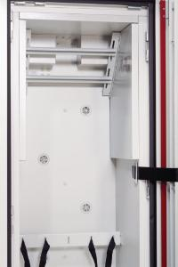 Safety cabinets for pressurised gas cylinders, type G30, ECO line plus